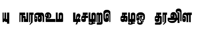 Preview of Karumpanai Regular