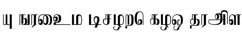 Preview of Saraswathy Regular