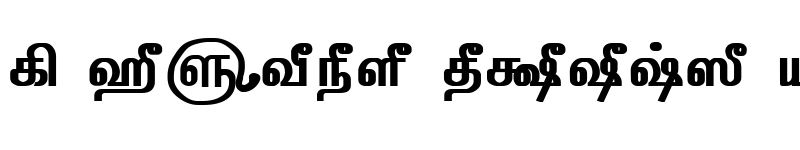Preview of TAM-Tamil119 Normal