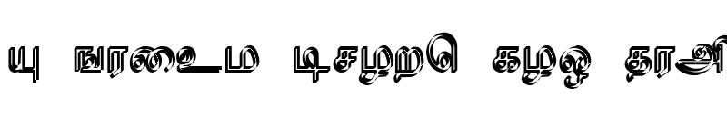 Preview of Vairamani Regular
